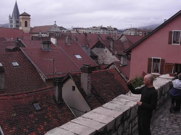 Andy Brazier - Annecy old town
