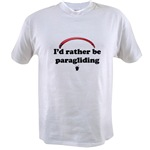'Rather be' Paragliding T-shirt
