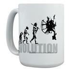 'Revolution' Paragliding Mug