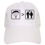 'ParaLove' Paragliding Cap